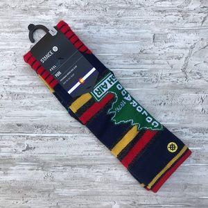 Stance Feel 360 Merino Wool Blend OTC Socks